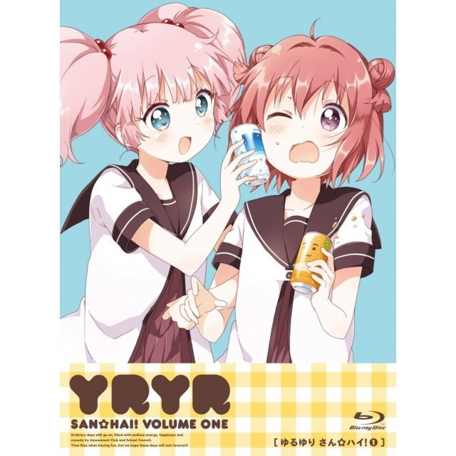 Yuru Yuri San Hai! Vol.1 [Blu-ray+CD]