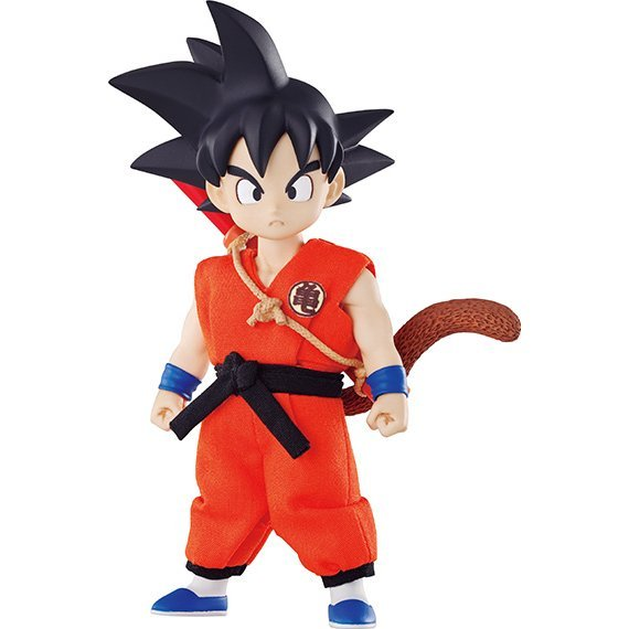 Dimension of DRAGONBALL Pre-Painted Action Figure: Son Goku (Young Ver.)