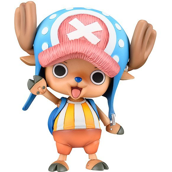 Variable Action Heroes One Piece Pre-Painted Action Figure: Tony Tony Chopper