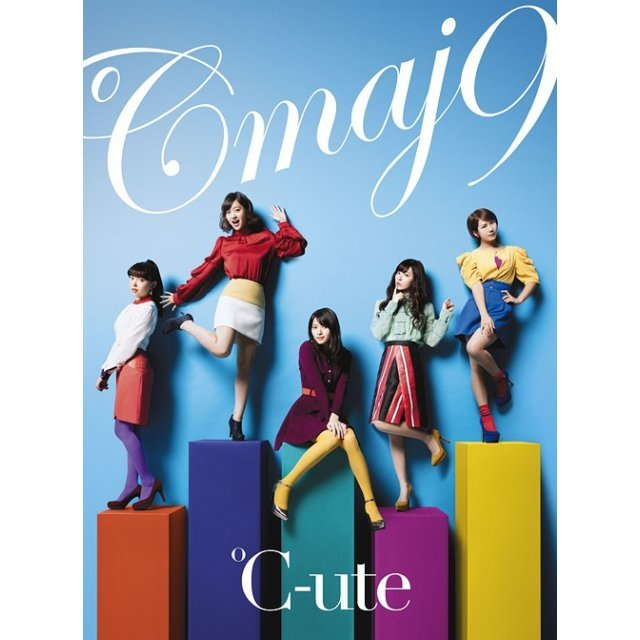 Cmaj9 [CD+DVD Limited Edition Type A]
