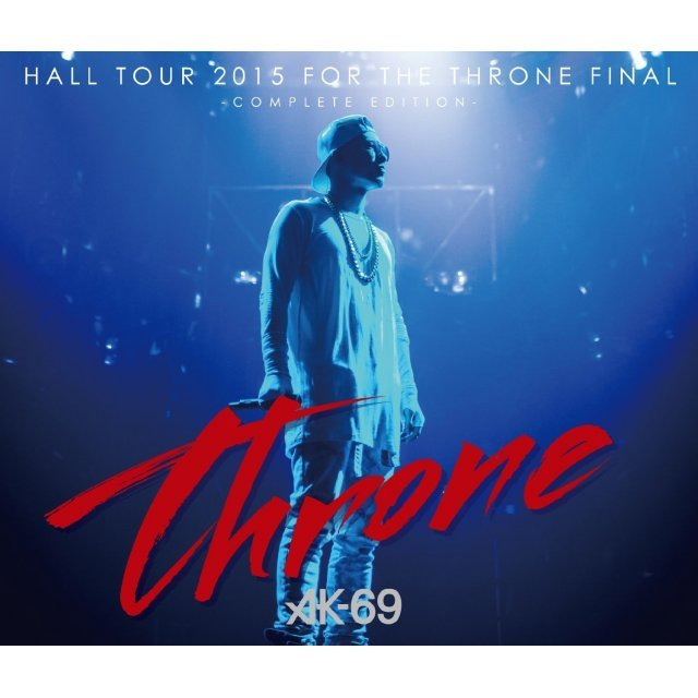 Hall Tour 2015 For The Throne Final - Complete Edition [CD+DVD]