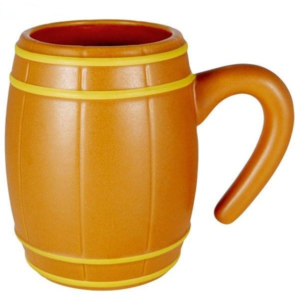 Is It Wrong to Try to Pick Up Girls in a Dungeon? Wooden Style Mug: The Benevolent Mistress