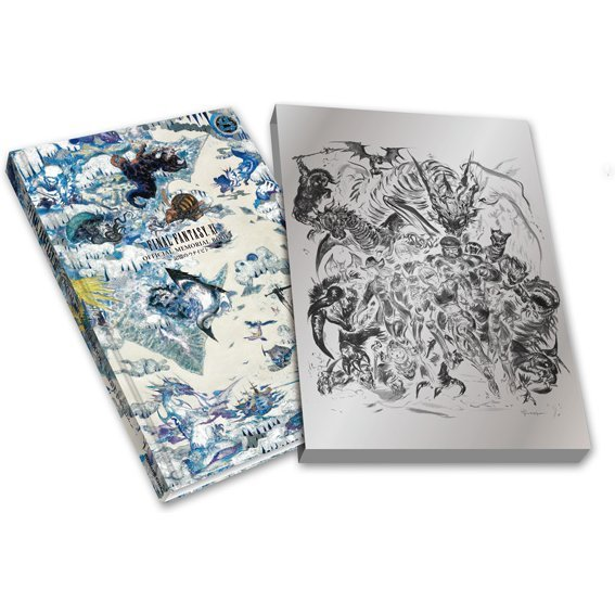 Final Fantasy XI Official Memorial Book