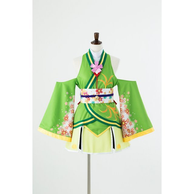 Love Live! The School Idol Movie Costume M Size: Hoshizora Rin