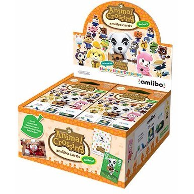 Animal Crossing amiibo Card 42-Pack Series 2 [Box Set]
