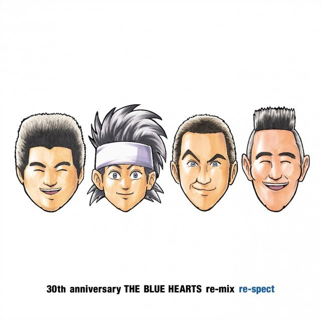 Blue Hearts Remix & Covers - Re-spect