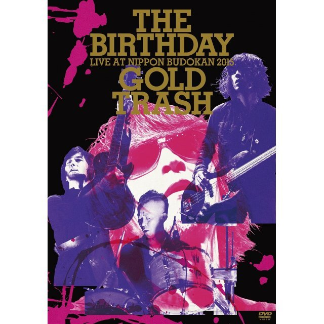 Live At Nippon Budokan 2015 - Gold Trash [Limited Edition]