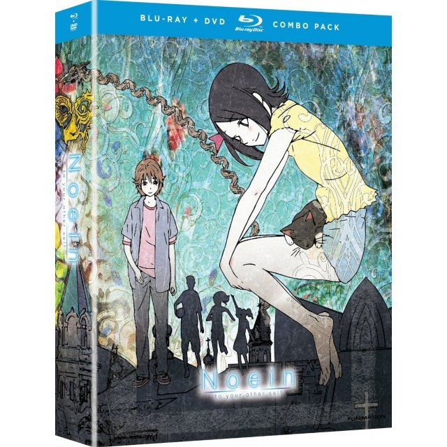 Noein: To Your Other Self - The Complete Series [Blu-ray+DVD]