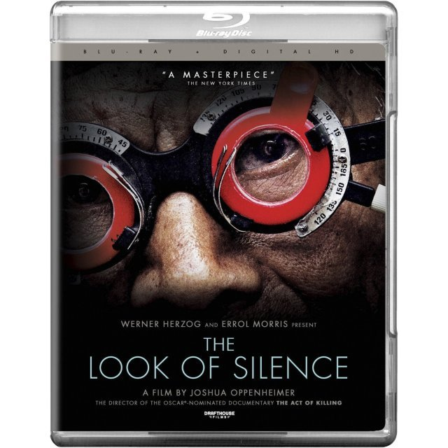 The Look of Silence [Blu-ray+Digital HD]
