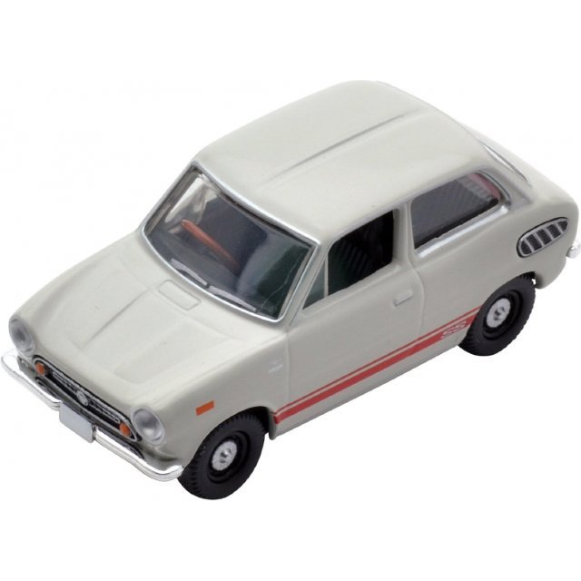 Tomica Limited Vintage 1/64 Scale Model: TLV-157a Suzuki Fronte SS White