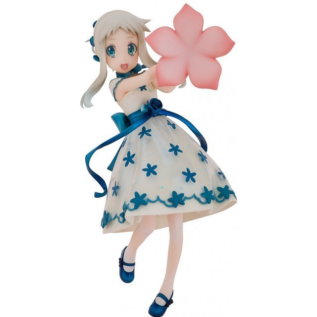 Anohana The Flower We Saw That Day 1/8 Scale Pre-Painted Figure: Dress-up Chibi Menma