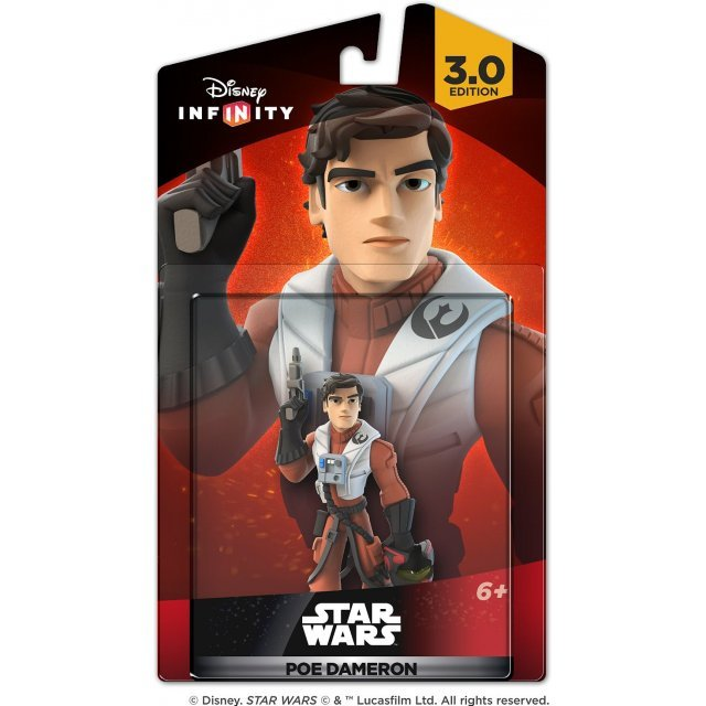 Disney Infinity 3.0 Edition Figure: Star Wars Poe Dameron