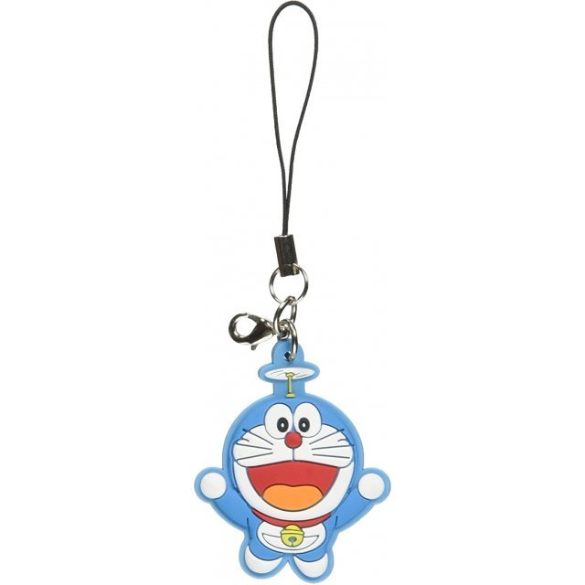 Doraemon Rubber Fastener Charm: Take-copter