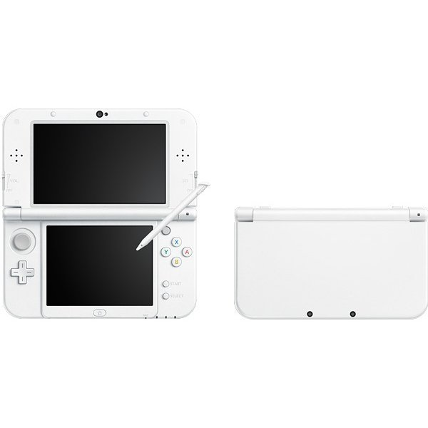 Image result for new 3ds ll white