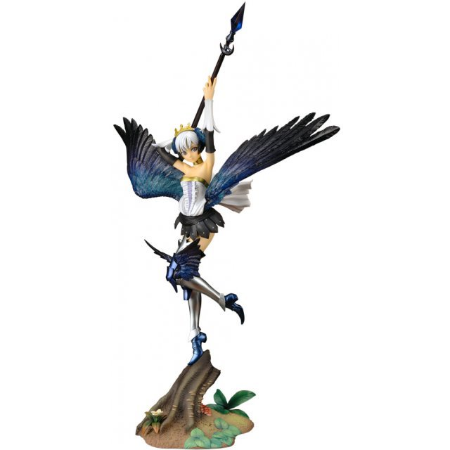 Odin Sphere 1/8 Scale Pre-Painted PVC Figure: Gwendolyn (Re-run)