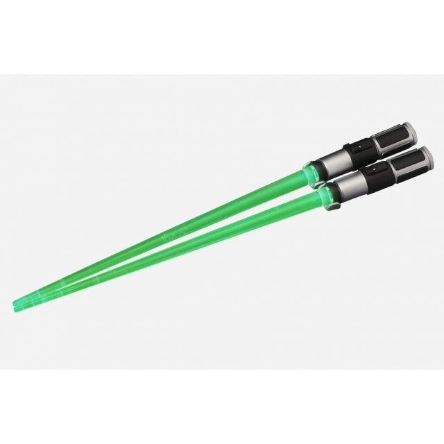 Star Wars Lightsaber Chopstick: Lightsaber Chopstick Yoda Light Up Ver. Renewal Edition