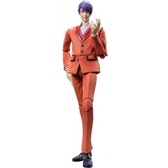 Super Figure Tokyo Ghoul: Shuu Tsukiyama (Re-run)