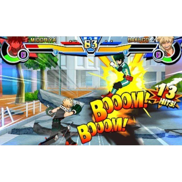 boku no hero academia battle for all