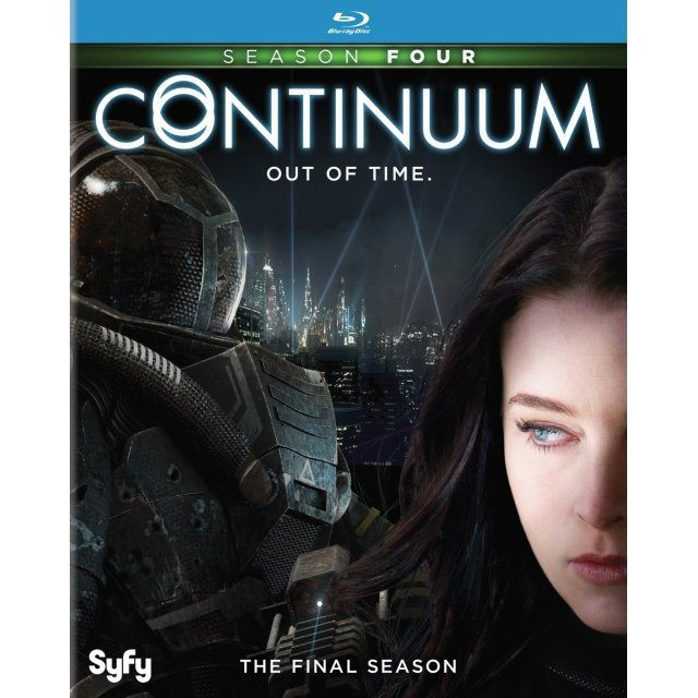 Continuum: Season Four (The Final Season)