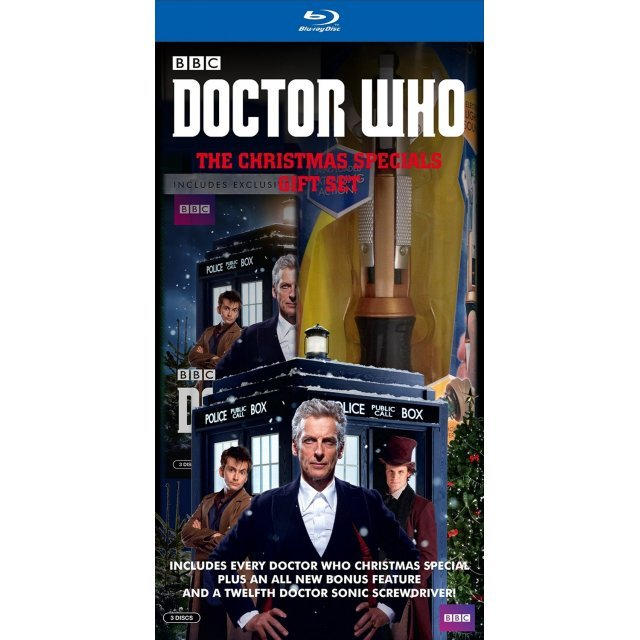 Doctor Who: The Christmas Specials Gift Set (10 Seasons)