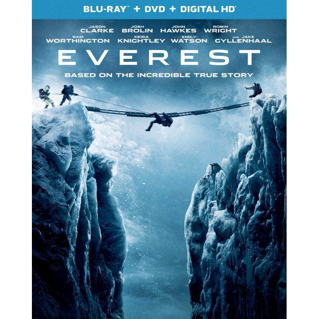 Everest [Blu-ray+DVD+Digital HD]