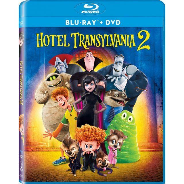 Hotel Transylvania 2 [Blu-ray+DVD]