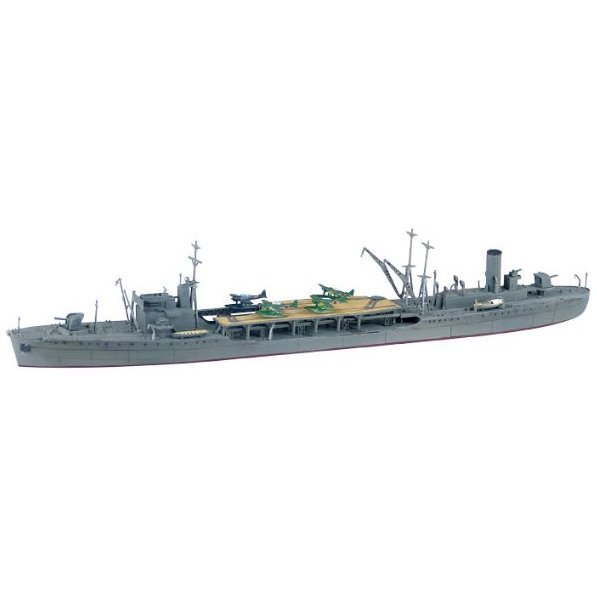 Kantai Collection No. 28 1/700 Scale Model Kit: Kanmusu Fleet Oiler Hayasui
