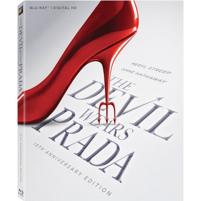 The Devil Wears Prada (10th Anniversary Edition) [Blu-ray+Digital Copy]