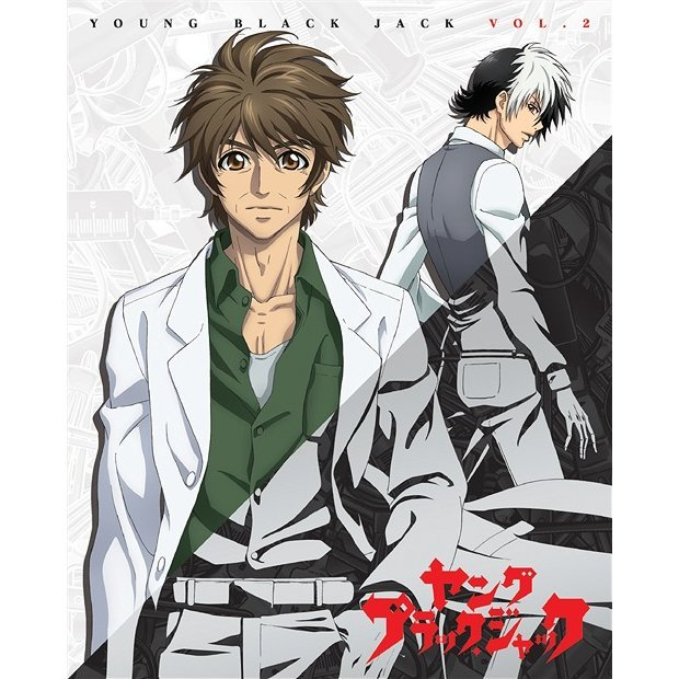 Young Black Jack Vol.2 [Limited Edition]