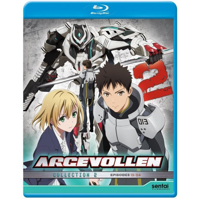 Argevollen Collection 2 - Season 1