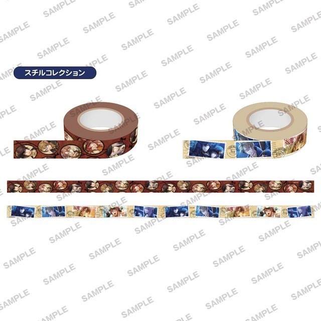 Code:Realize Masking Tape: Still Collection