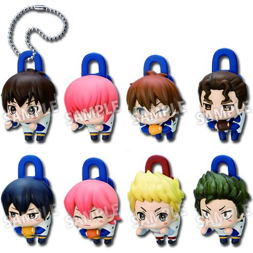 Deformed Clip Ace of Diamond (Set of 8 pieces)