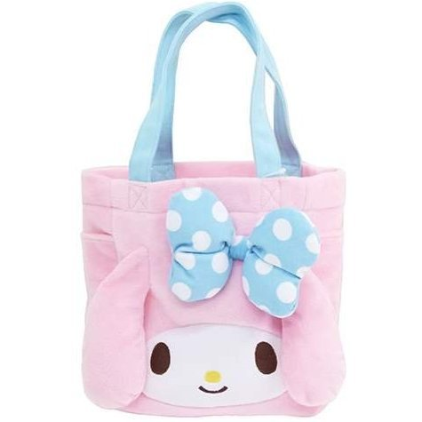 My Melody Plush Tote Bag