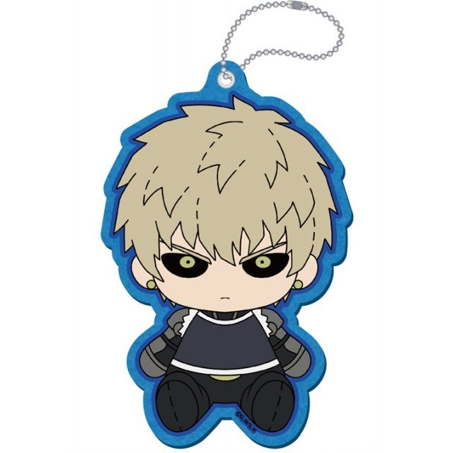 Purisshu One-Punch Man Felt Strap: Genos
