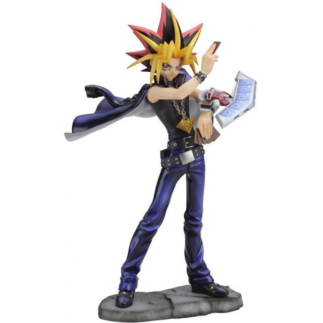 Yu-Gi-Oh! Duel Monsters 1/7 Scale Pre-Painted PVC Figure: Yami Yugi (Re-run)