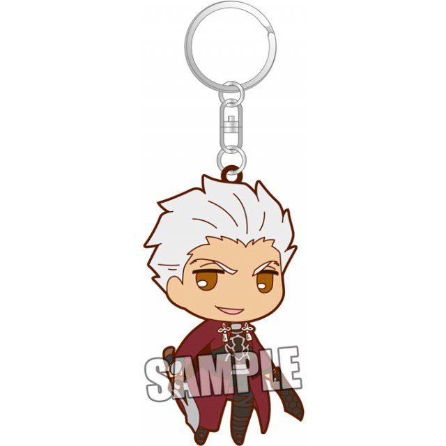Fate/stay Night UBW Rubber Mascot: Archer