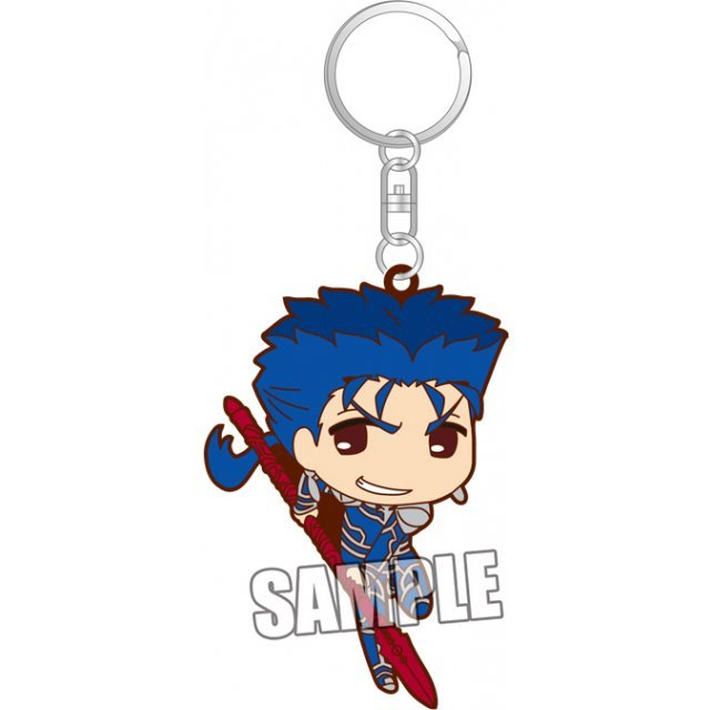 Fate/stay Night UBW Rubber Mascot: Lancer