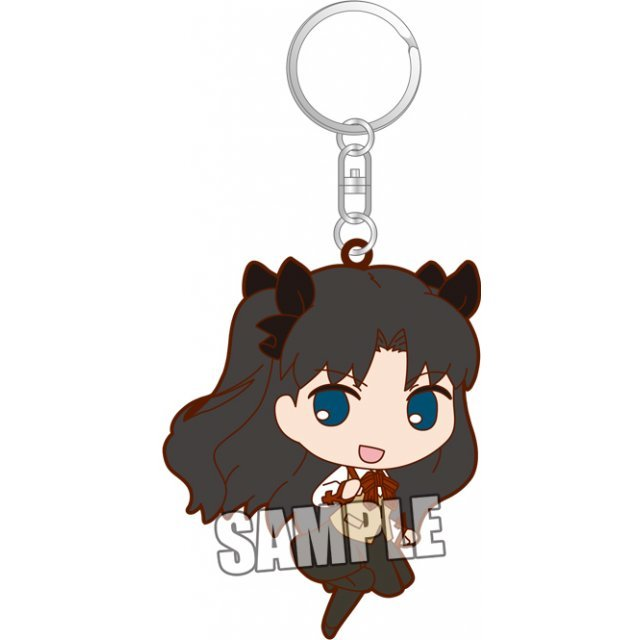 Fate/stay Night UBW Rubber Mascot: Tohsaka Rin