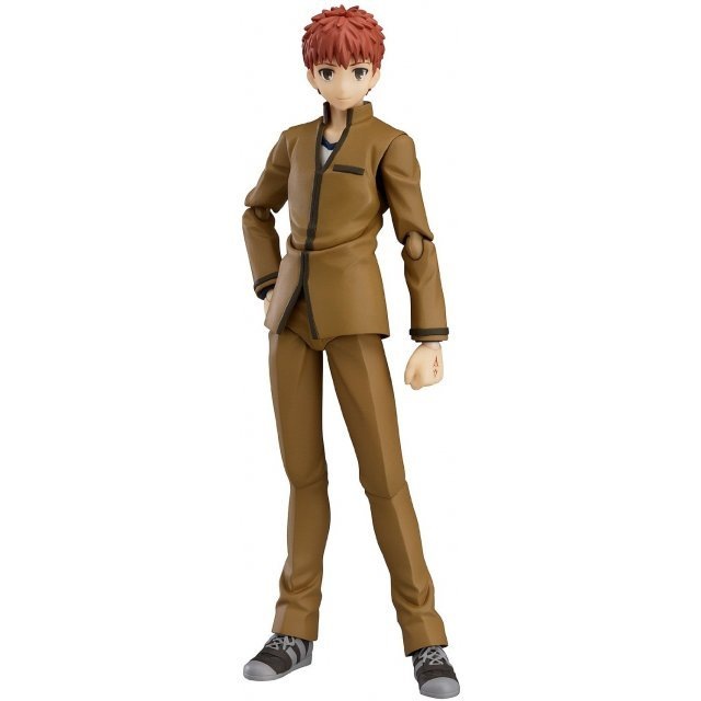 figma Fate/stay Night Unlimited Blade Works: Shirou Emiya 2.0