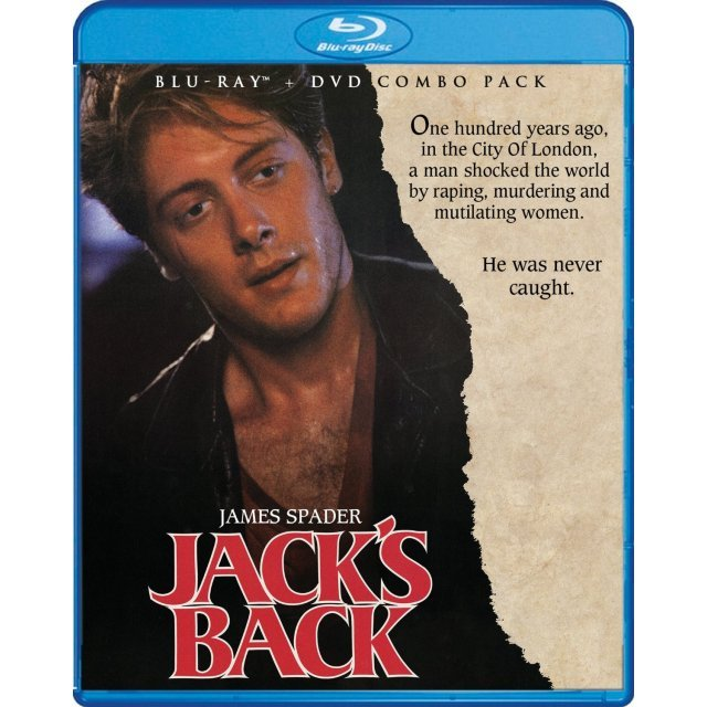 Jack's Back [Blu-ray+DVD]