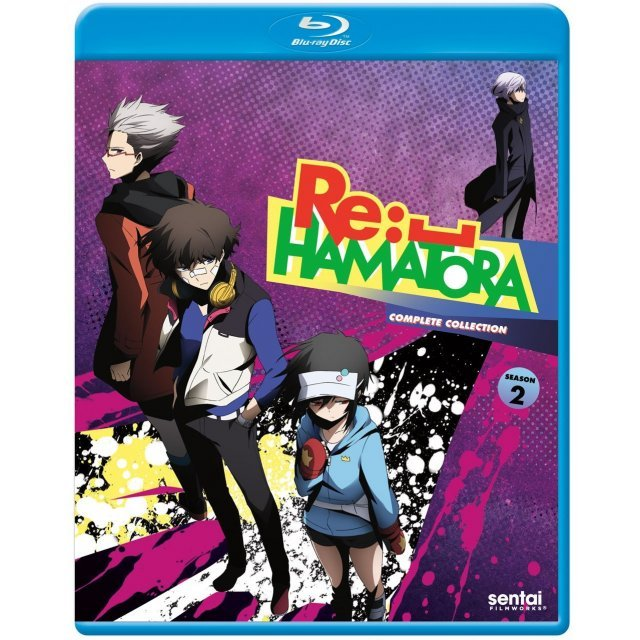 Re: Hamatora: Season Two Complete Collection