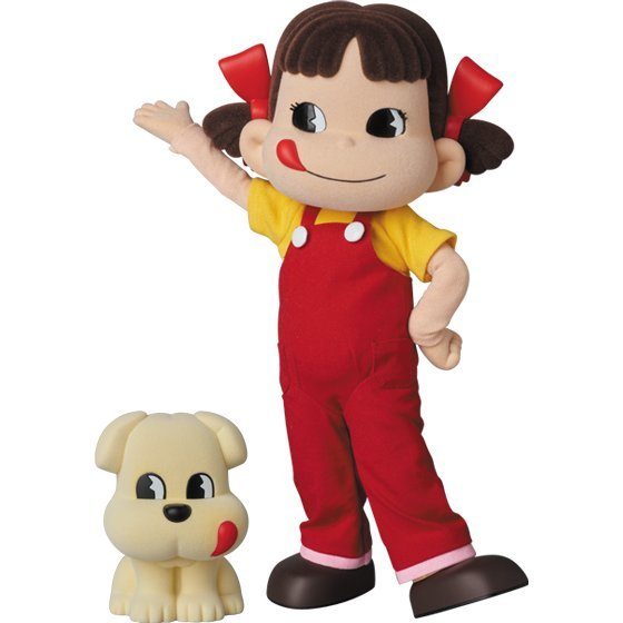 Real Action Heroes No. 733: Peko-chan & Dog
