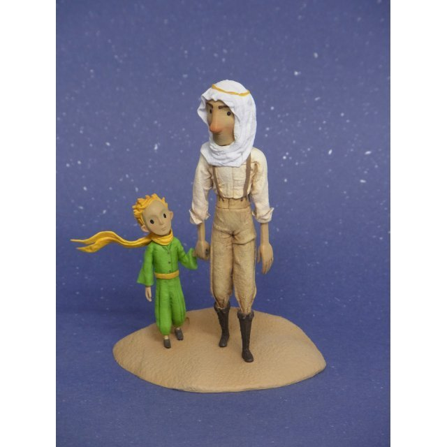 The Little Prince: Little Prince & Aviator