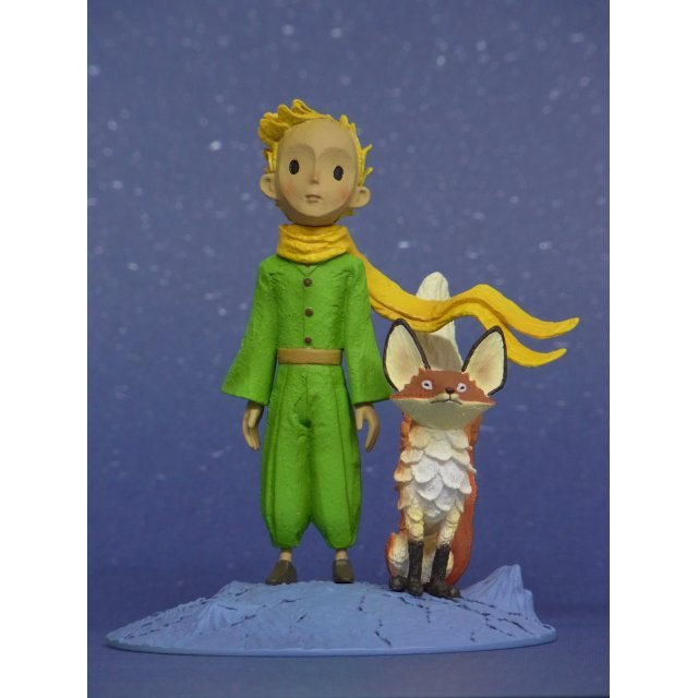 The Little Prince: Little Prince & Fox