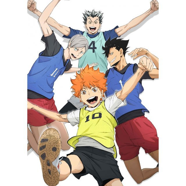 Haikyuu!! Second Season Vol.2 [Blu-ray+CD]