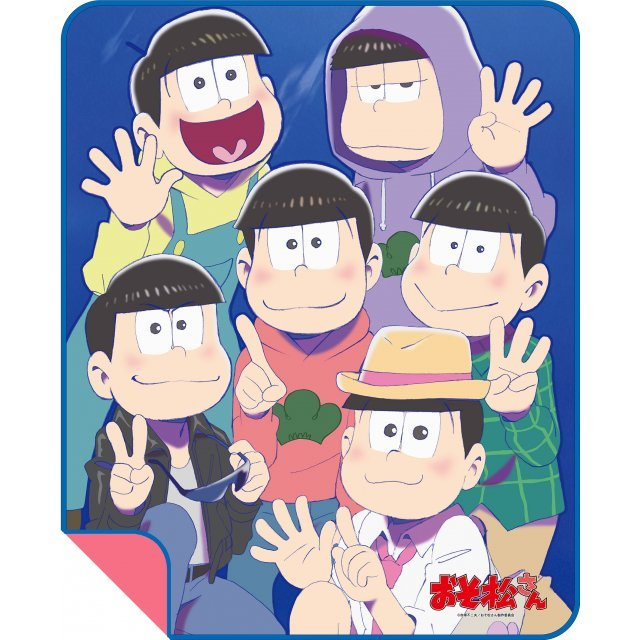 Osomatsu-san Blanket (Re-run)