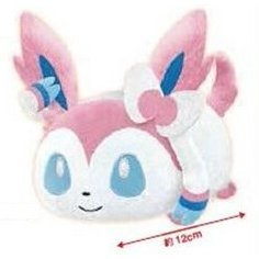 Pokemon Kororin Friends XY & Z UFO Plush: Sylveon