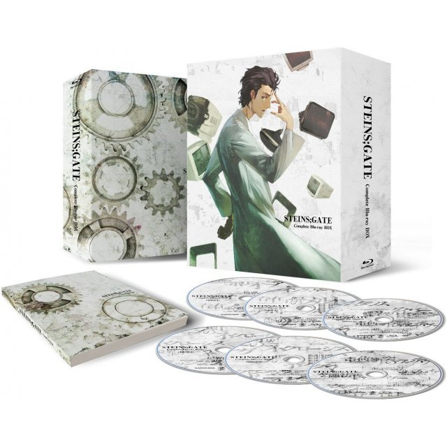 Steins;gate Complete Blu-ray Box [Limited Edition]