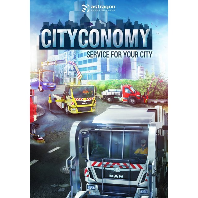 Cityconomy: Service for your City (DVD-ROM)