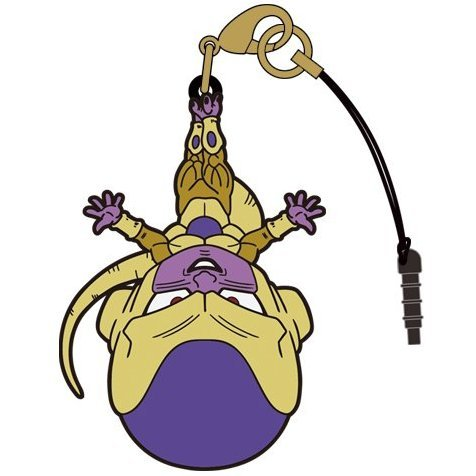 Dragon Ball Super Tsumamare Strap: Golden Freeza